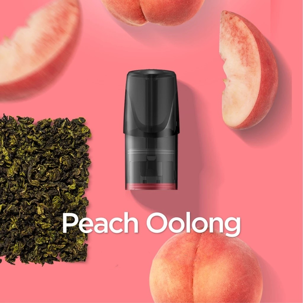 RELX Flavours Peach Oolong