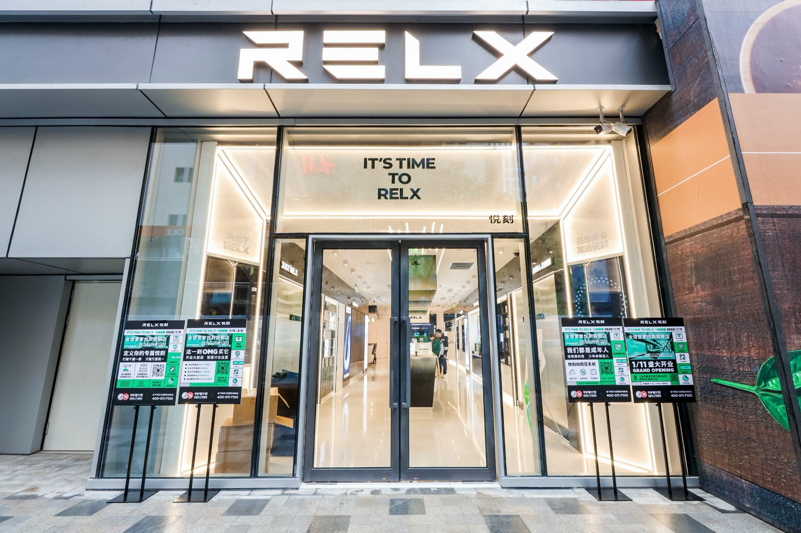 Relx vs Caliburn, Which Is Better? | Vapepenzone