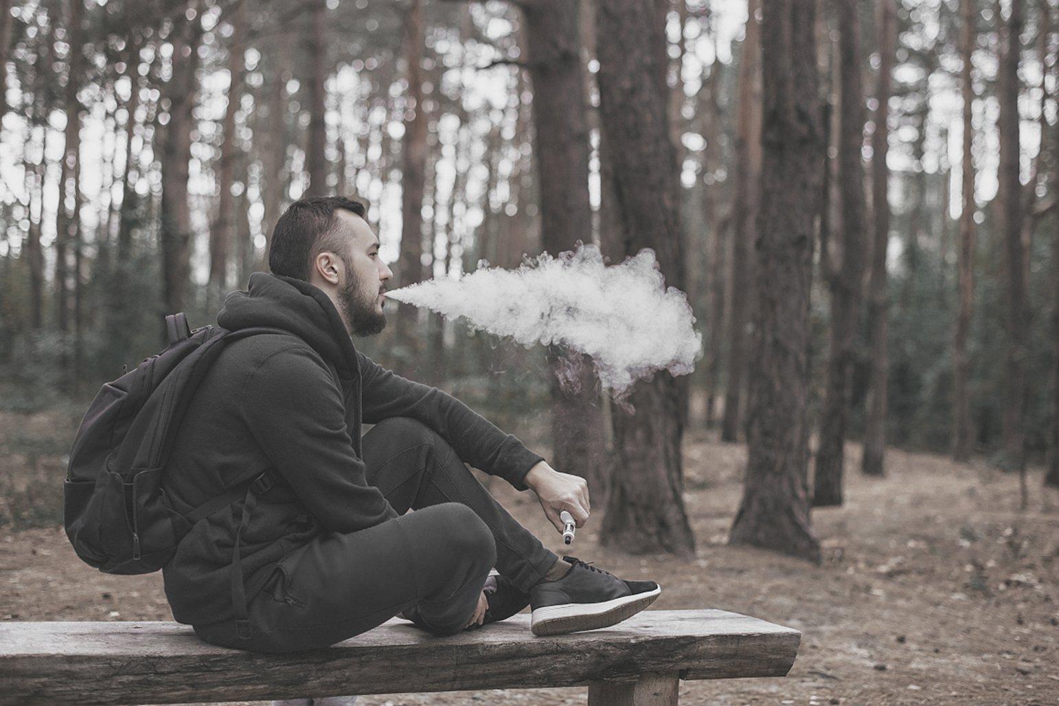 Why Relx Pods Use Nicotine Salts? | VapePenZone