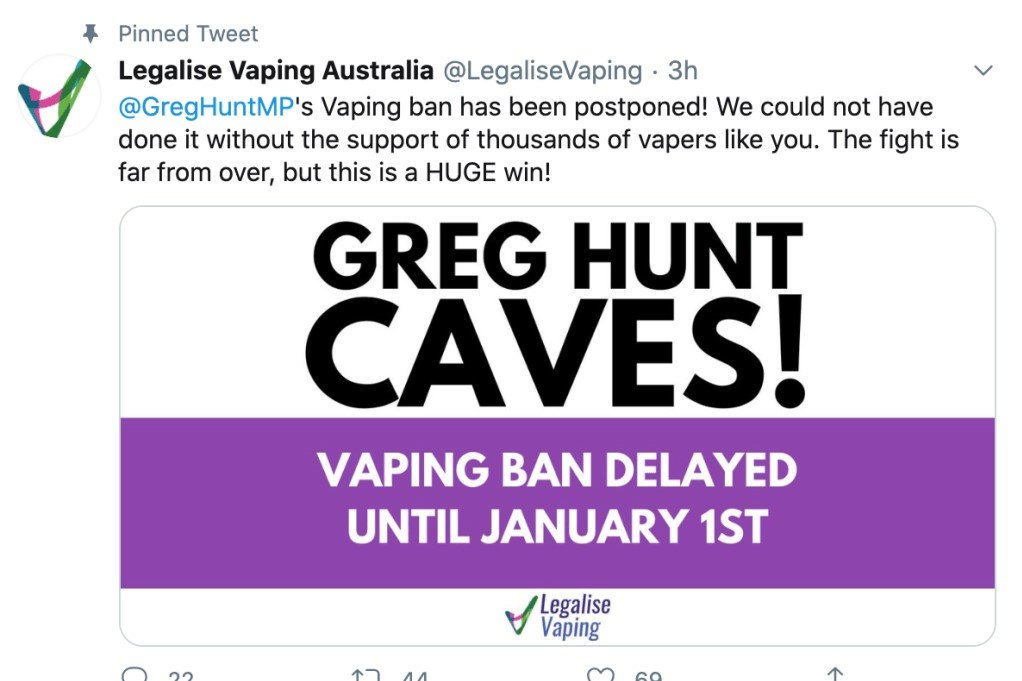 JUULing in Australia will Become a Whole Lot Tougher... | Vapepenzone