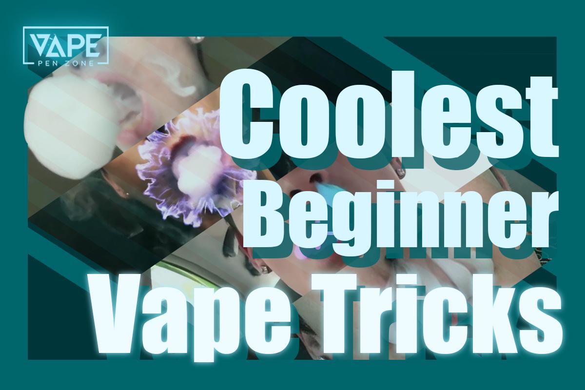 Beginner Vape Tricks Cover