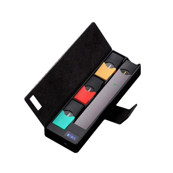 charging storage case for juul 5