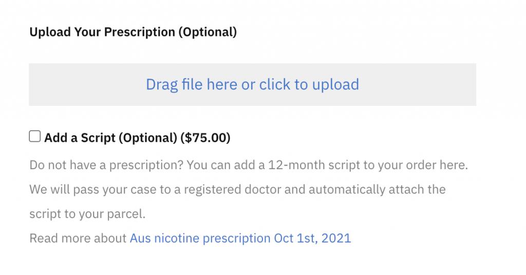 Checkout Prescription Upload is Live