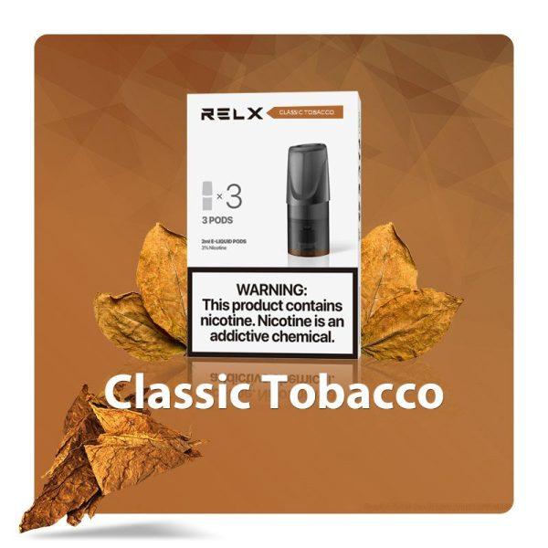 RELX Pods | Vapepenzone