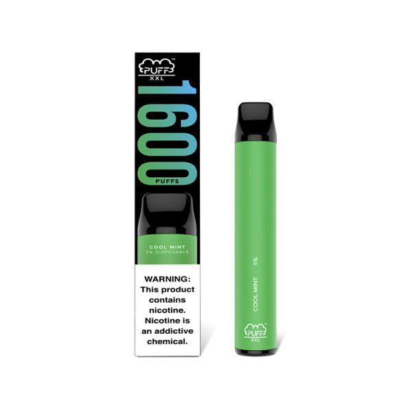Puff Bar XXL | Disposable Vape | 1600+ Puffs