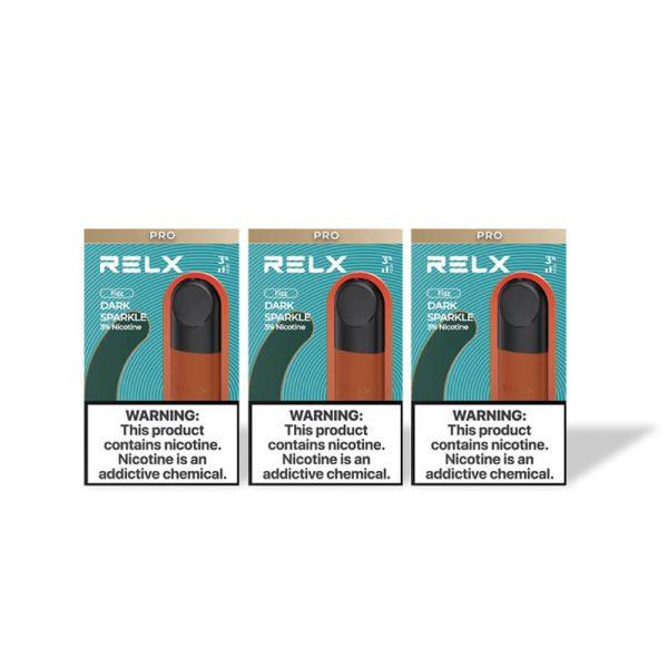 RELX Pod Pro (3 Pods Pack) | Vapepenzone