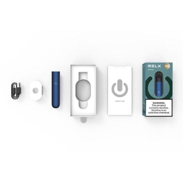 RELX Infinity Starter Kit | Vapepenzone