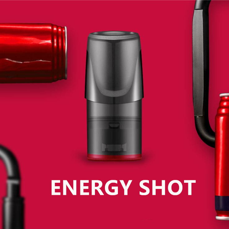RELX Flavours Energy Shot