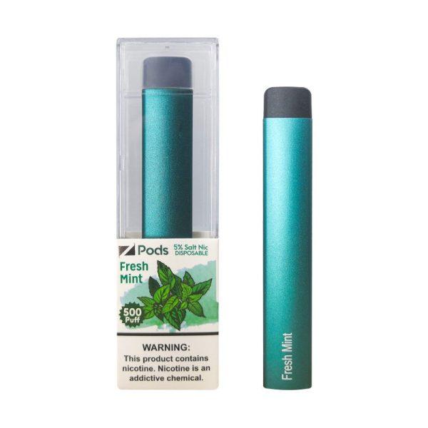 ZIIP LABS 使い捨て電子タバコ 吸引回数500回 | Vapepenzone Japan