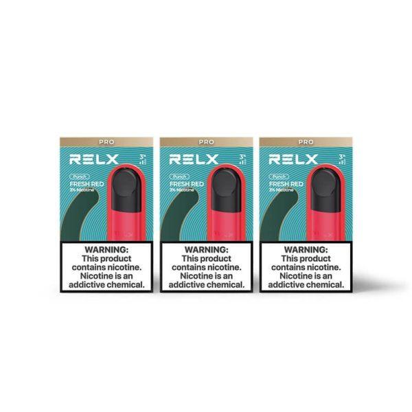 RELX POD PRO (3 PODS PACK) | Vapepenzone Japan