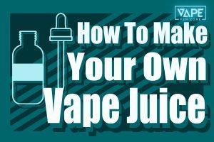 homemade vape juice cover