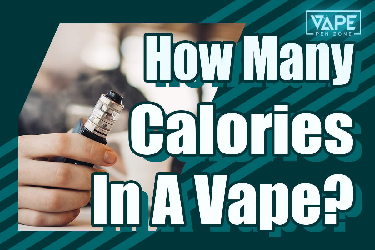 how many calories in a vape cover