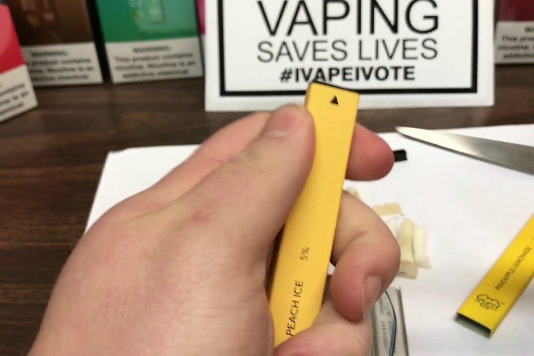 How To Fix It When Puff Bar Tastes Burnt? | Vapepenzone
