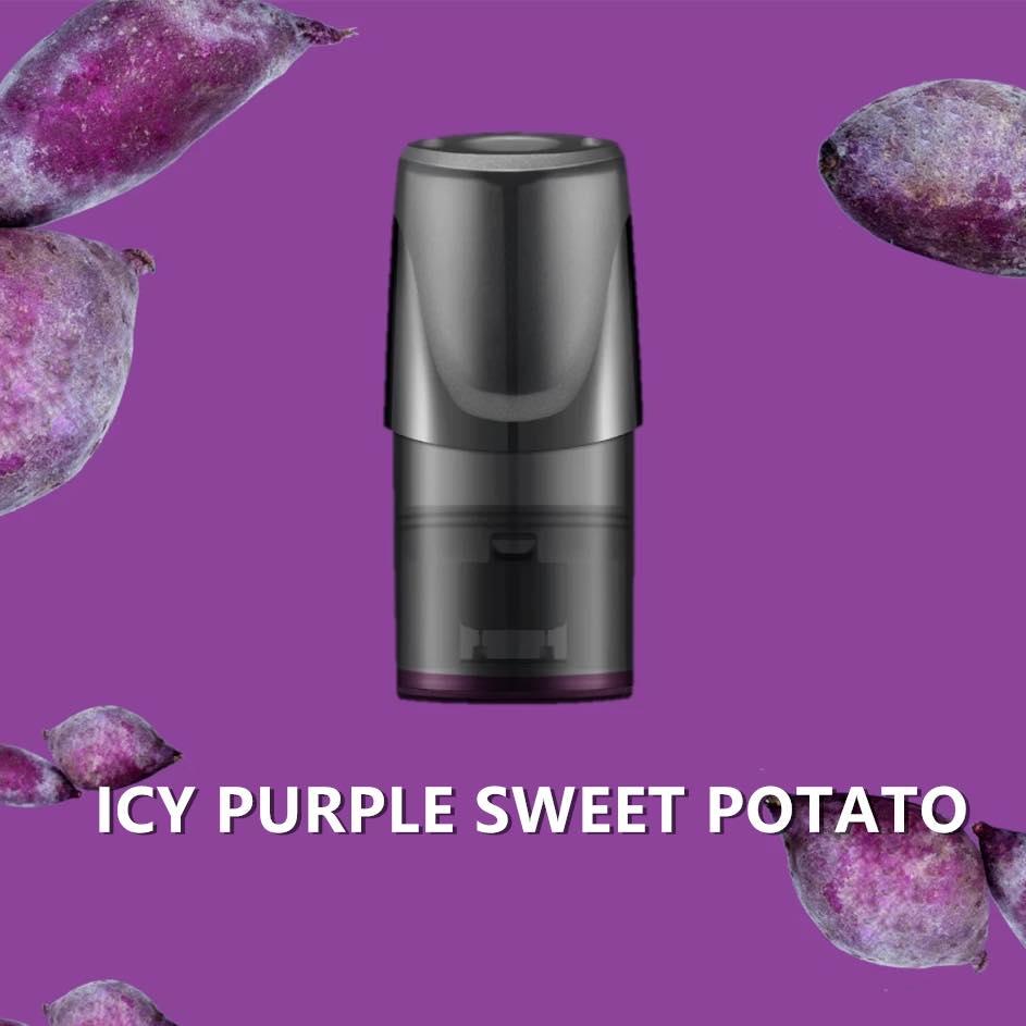 RELX Pods Icy Purple Sweet Potato