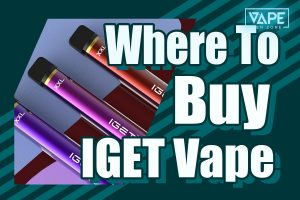 iget disposable vape cover