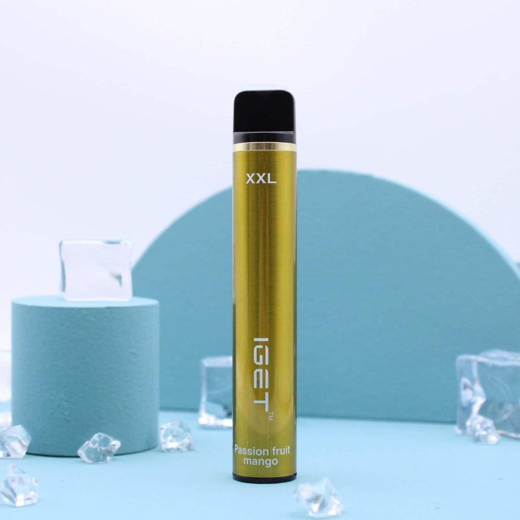 One-click Access IGET Disposable Vape | VapePenZone