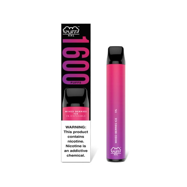 Puff Bar XXL 1600 Puffs | Vapepenzone
