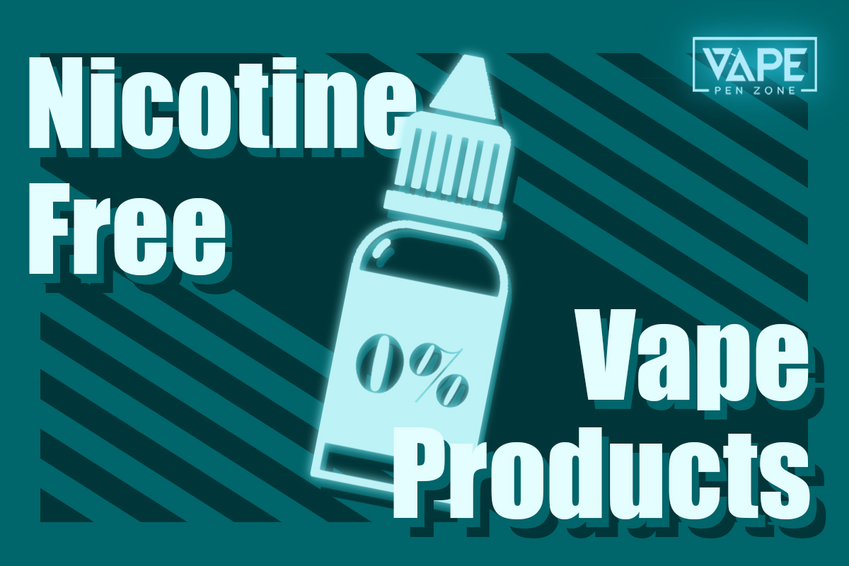 nicotine free vape products cover