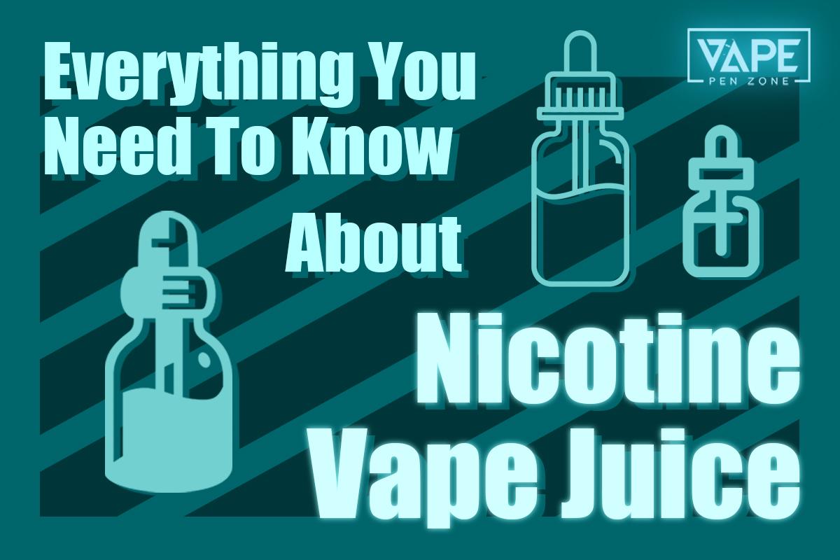 nicotine vape juice cover