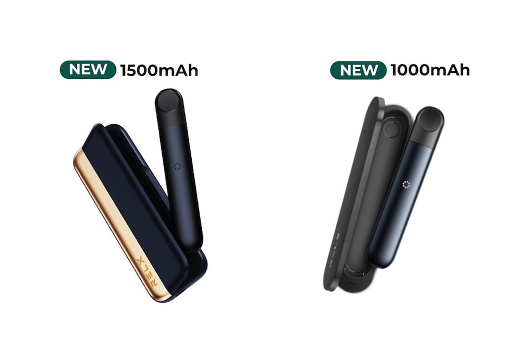 relx Infinity phantom charging case
