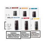 RELX Classic Pods Bundle (6 Packs)