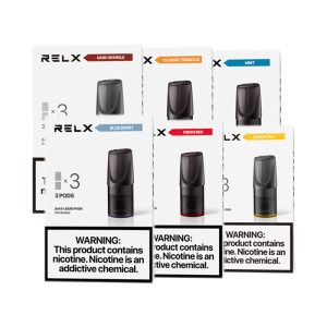 What're the Differences Between RELX 1st to 5th Gen? | Vapepenzone