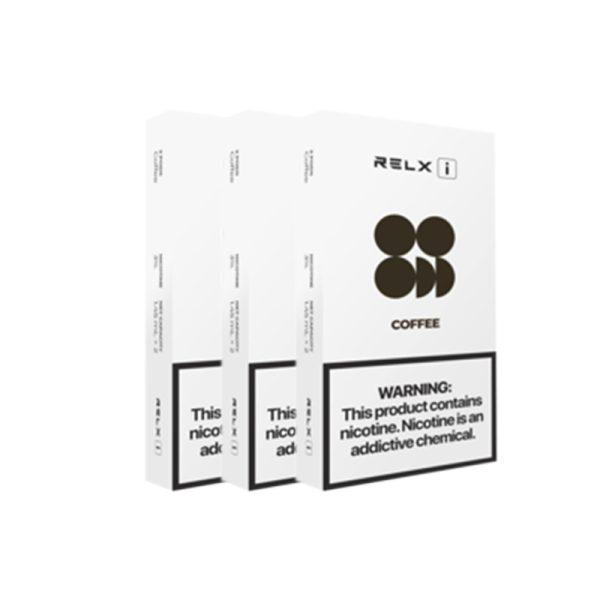 RELX I Pods Bundle (3 Packs) | VapePenZone