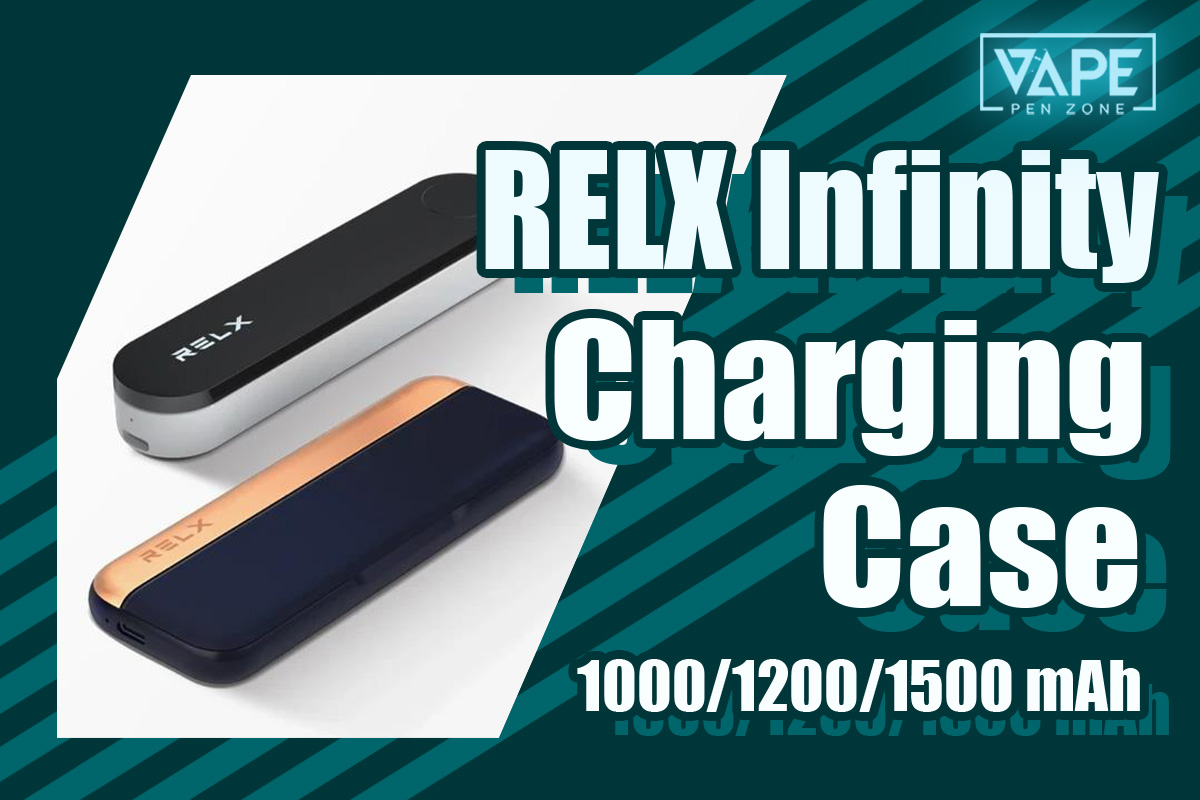 3 Types of RELX Infinity Charging Case You Can Buy In Australia | VapePenZone