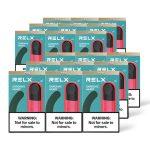 RELX Pod Pro Bundle (6 × 3 Pods Pack)