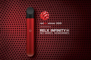 RELX Infinity Review & Pod Pro Flavours Guide | Vapepenzone