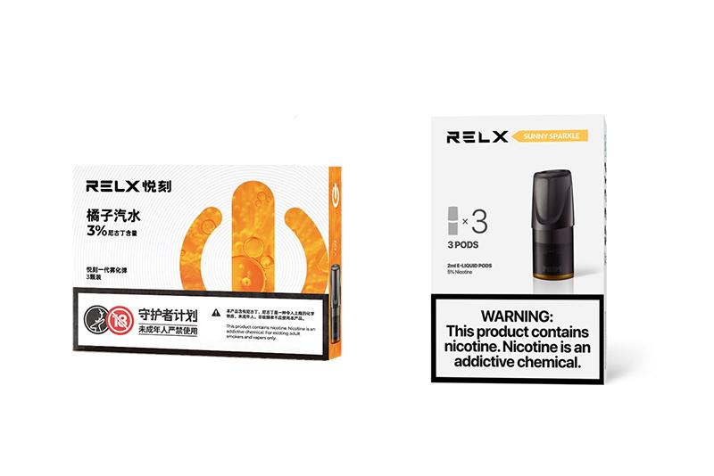 RELX Classic Pods Bundle (6 Packs) | VapePenZone
