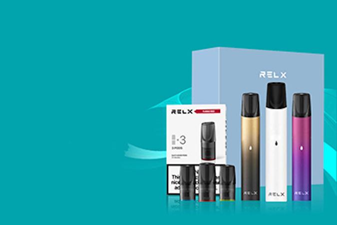 relx starter kit pods 1