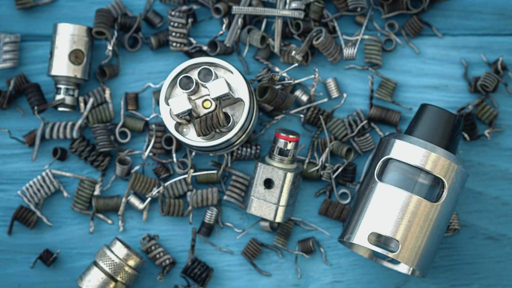 Your Vape Is Call For Help: When To Change The Vape Coil?   VapePenZone