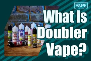 what is doubler vape cover