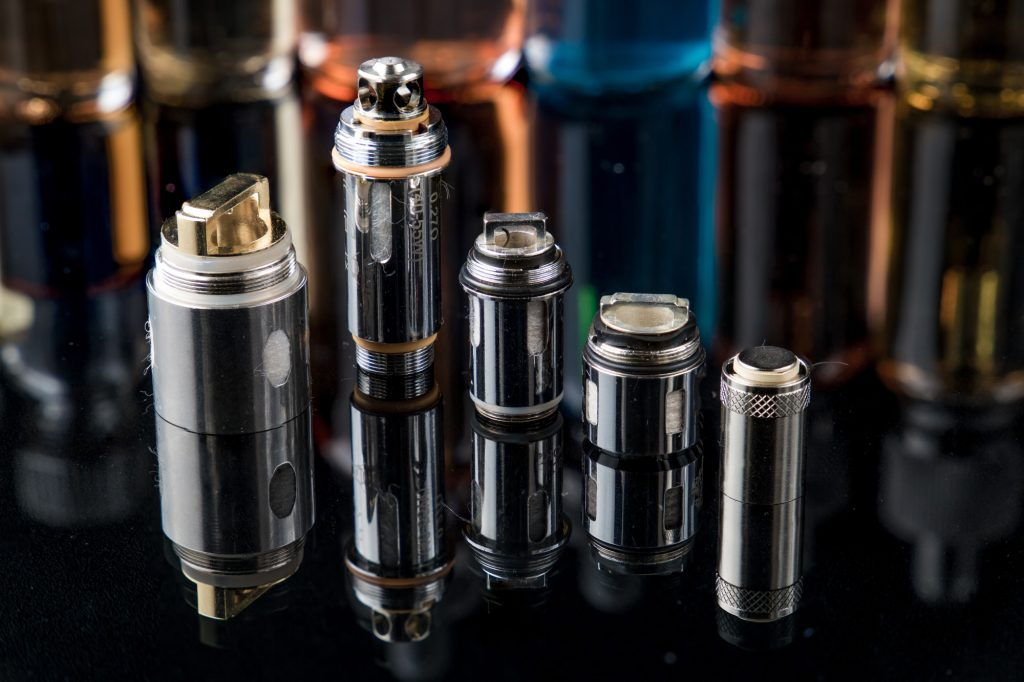 when to change the vape coil